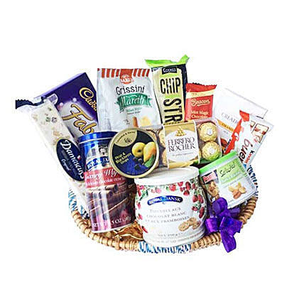 Happy Hamper: Gift Baskets to Mauritius