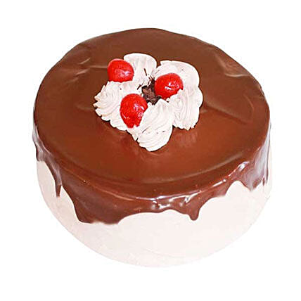 Tempting Chocolate Cake: Christmas Cake Delivery in Mauritius