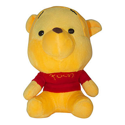 Winnie The Pooh: Send Wedding Gifts to Mauritius