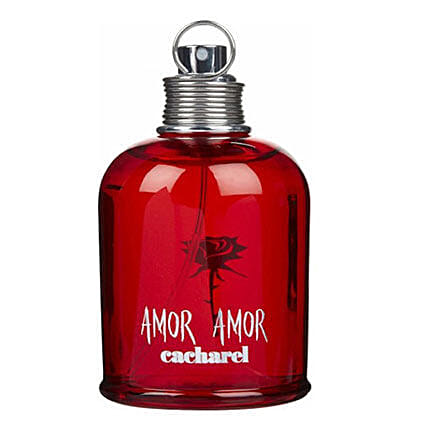 Amor Amor By Cacharel: Send Valentines Day Gifts to Mauritius