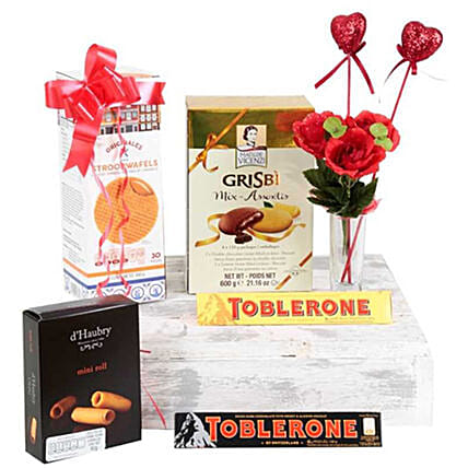 Chocolaty Hamper: