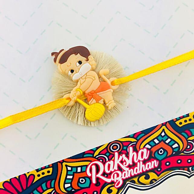 Bal Hanuman Rakhi: Rakhi for Kids in Spain