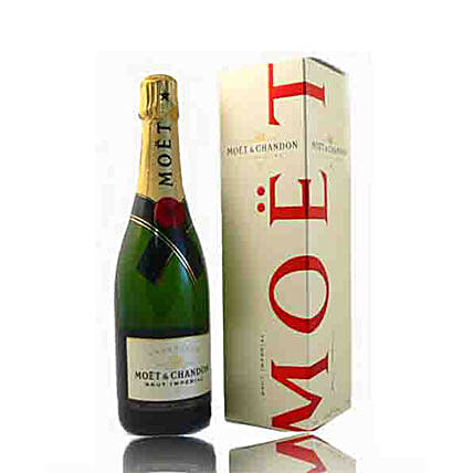 Moet And Chandon Brut Imperial: New Arrival Gifts New Zealand