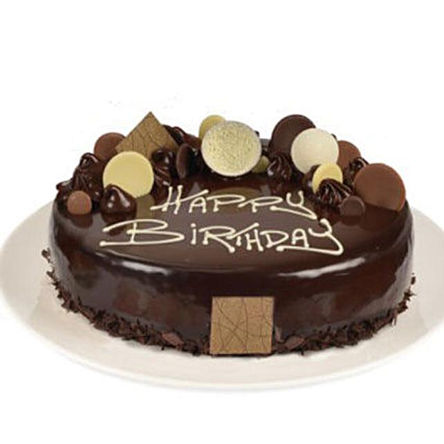 Premium Chocolate Mud cake: Send Birthday Cakes to New Zealand