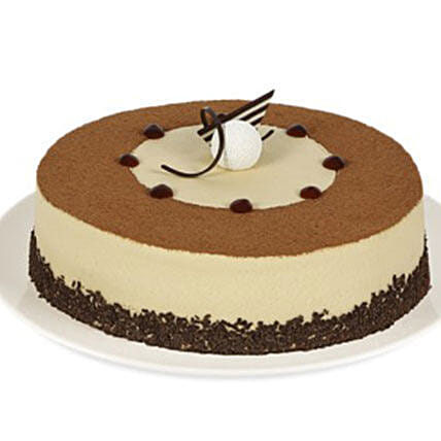 Tiramisu cake: Send Thank You Gifts to New Zealand