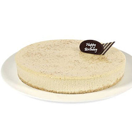 Vanilla Cheesecake: Cake Delivery in New Zealand