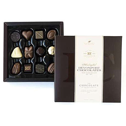 Box Of 12 Devonport Chocolates: Send Chocolate to New Zealand