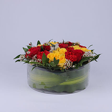 Vibrant Floral Wish: Flower Delivery in Suhar