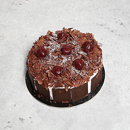 4 Portion Blackforest Cake OM: Cake Delivery In Salalah