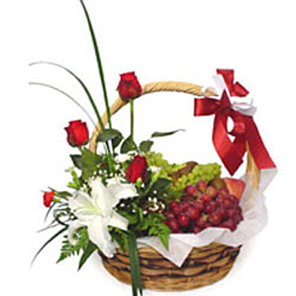 Fruit n Flower: Send Christmas Flowers to Philippines