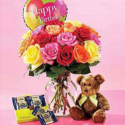 Gift Package: Valentine's Day Bouquet Delivery in Philippines