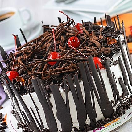 Yummy Choco Cherry Cake: Cake Delivery in Davao City