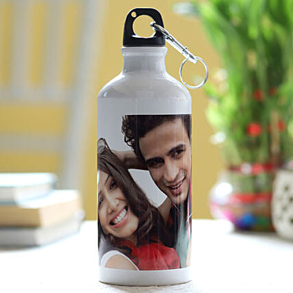 Personalised Picture Water Bottle: Personalised Gifts to Philippines