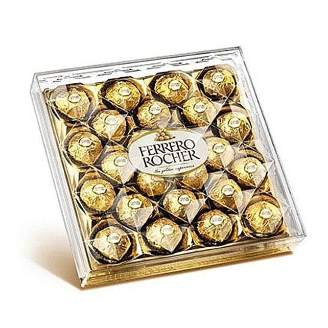 Yummy Ferrero Rocher: Send Diwali Gifts to Qatar