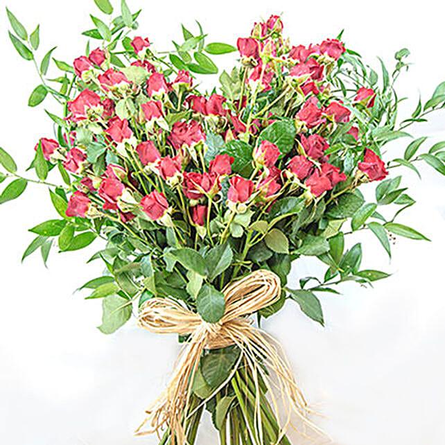 Fresh Flower Bouquets: Send Valentines Day Gifts to Qatar