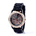 Black Metal Watches for Girls