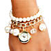 Mothers Day Online Joker & Witch Pearl Charm watch
