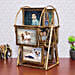 Personalised swing wheel photo frame