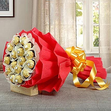 A Bouquet of Sweetness: New Year Gifts to Singapore