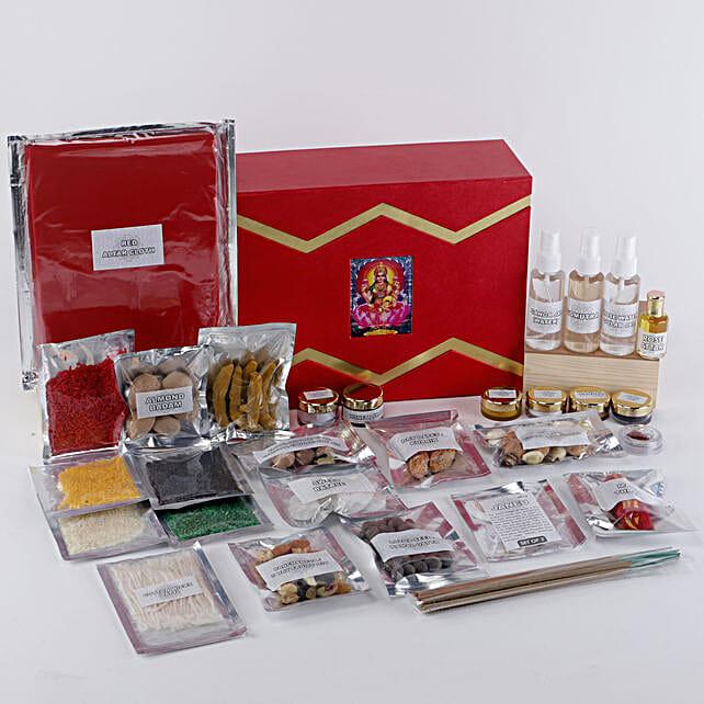 Margashirsha Lakshmi Puja Box: