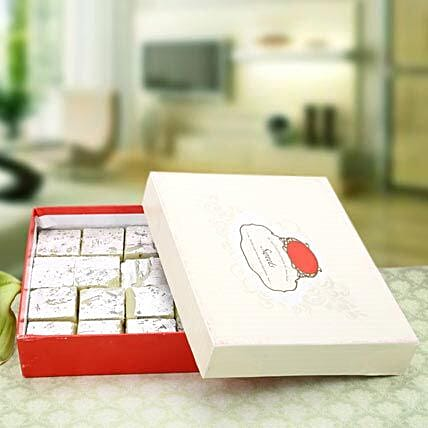 Healthy And Tasty Badam Barfi: Diwali Gift Delivery in Singapore