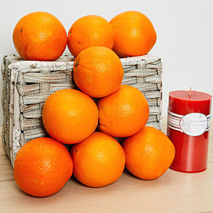 Oranges Gift Hamper: Send Chinese New Year Gifts to Singapore