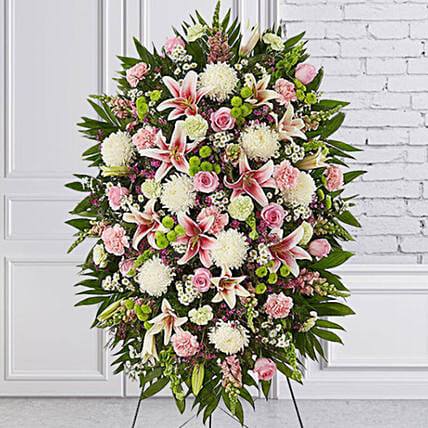 Exotic Flowers: Funeral Flowers to Singapore