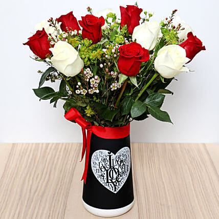Ravishing Flowers: Valentine's Day Gift Delivery in Singapore