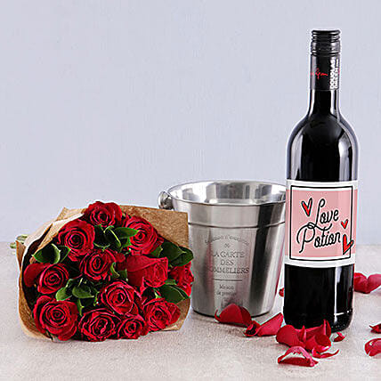 Wine About It Combo: Fathers Day Gifts to South Africa