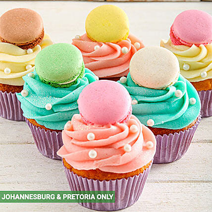 Le Petite Macaroon Cupcakes: Cupcake Delivery In South Africa