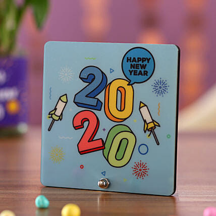 New Year 2020 Table Top: