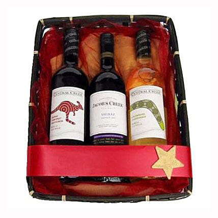 Australian New world Trio: Gift Delivery in Spain