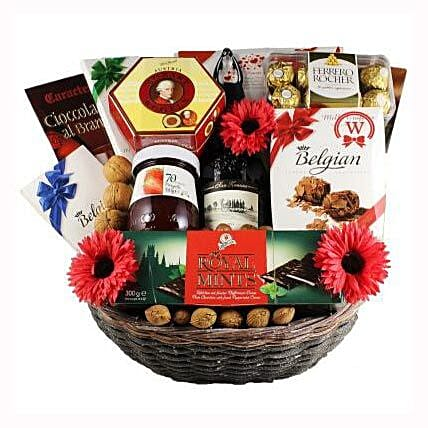 The Classic Nutcracker: Corporate Hampers to Spain