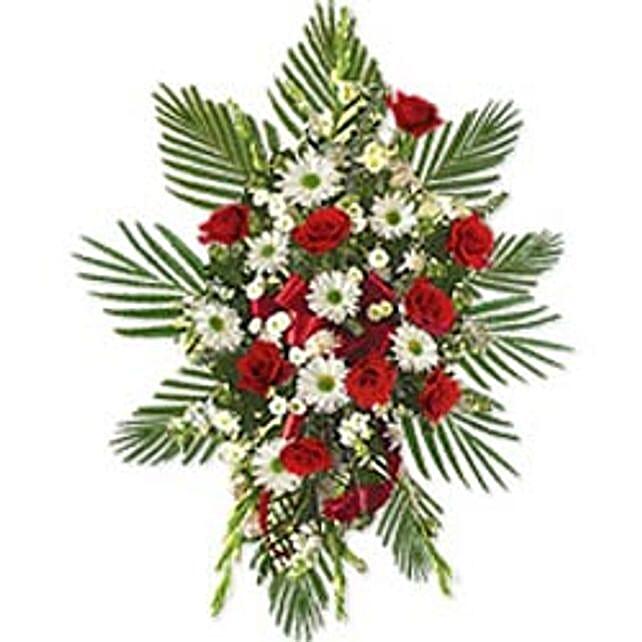 Elegant Farewell SWD: Send Flowers to Sweden
