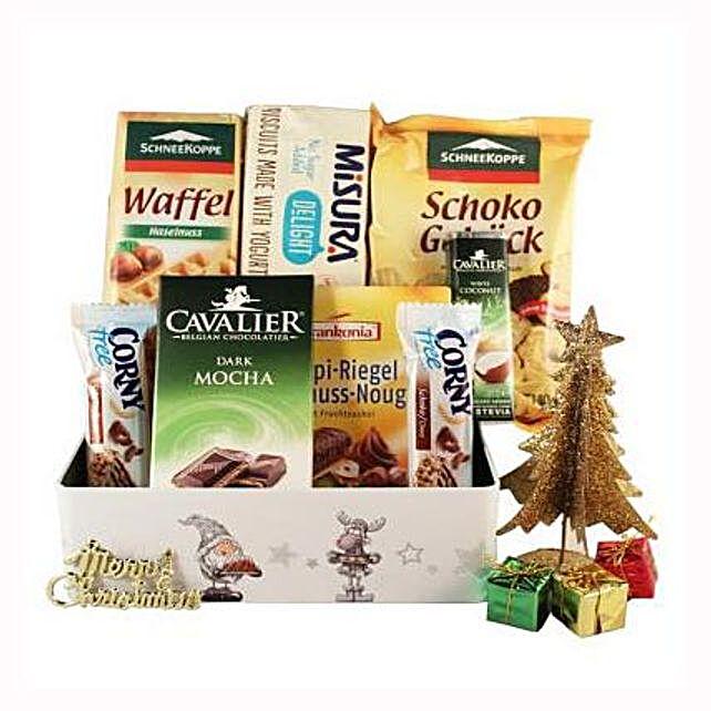 Sweet Moments Diabetic Gift Basket: