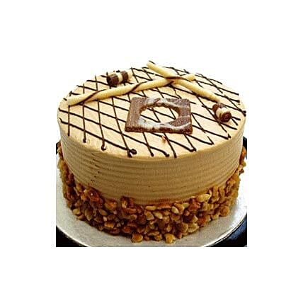 Coffee Cake: Christmas Cake Delivery in Thailand