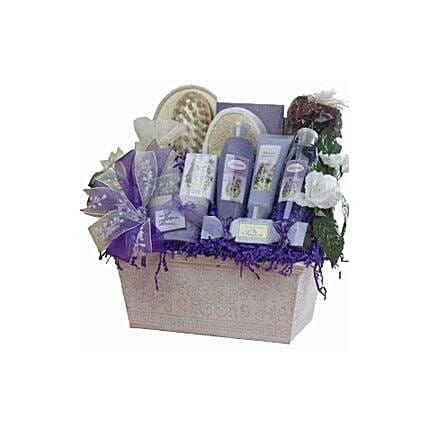 Lovely Lavender: Birthday Gift Delivery in Thailand