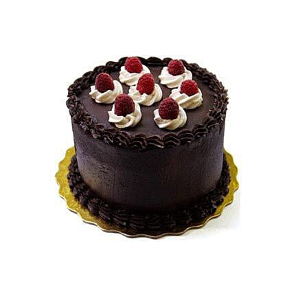 Raspberry n Chocolate Cake: Send Mothers Day Cakes to Thailand
