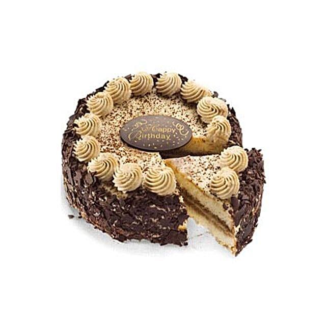 Tiramisu Treat: Send Birthday Cakes to Thailand