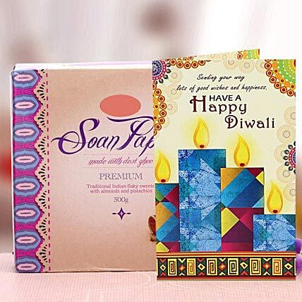Auspicious Wishes for Diwali: Send Diwali Sweets to UAE