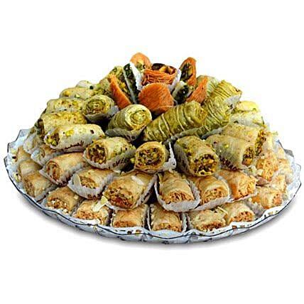 Baklava Extra Special: Mother's Day Sweet Delivery in UAE