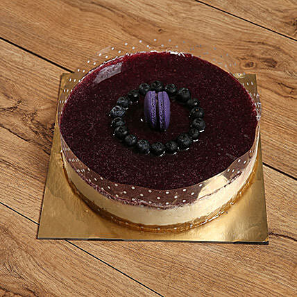 Blueberry Cheesecake: Send Mothers Day Cakes to UAE