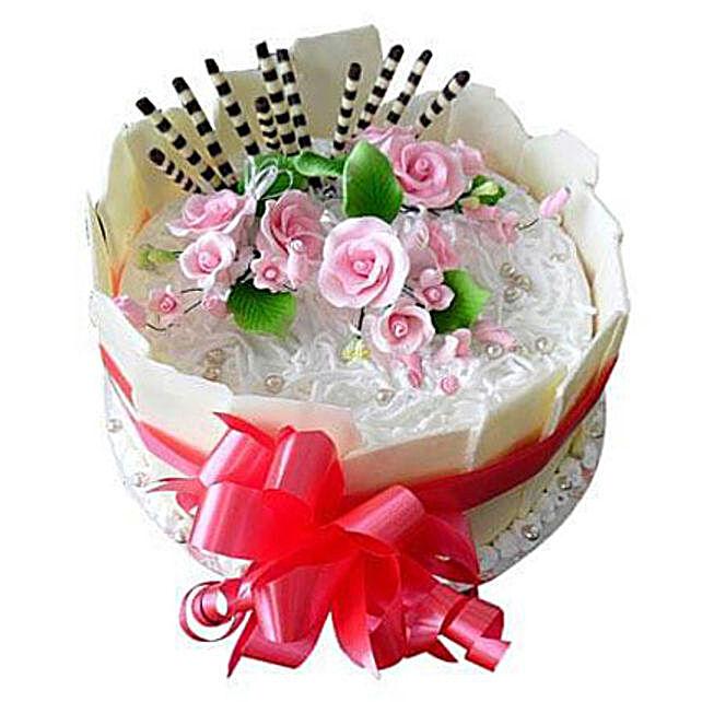 Bouquet bow: