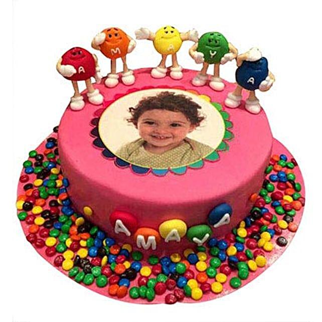 Cute picture Cake: