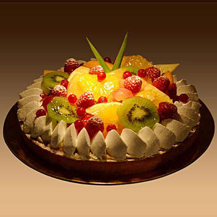 Fruit Tart: Christmas Gifts For Him in UAE
