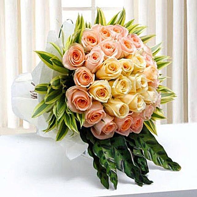 Garden Terrace: Valentine's Day Flower Bouquets UAE
