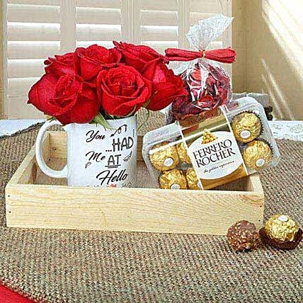 Lovely Presentation For U: Send Valentines Day Gifts to Sharjah