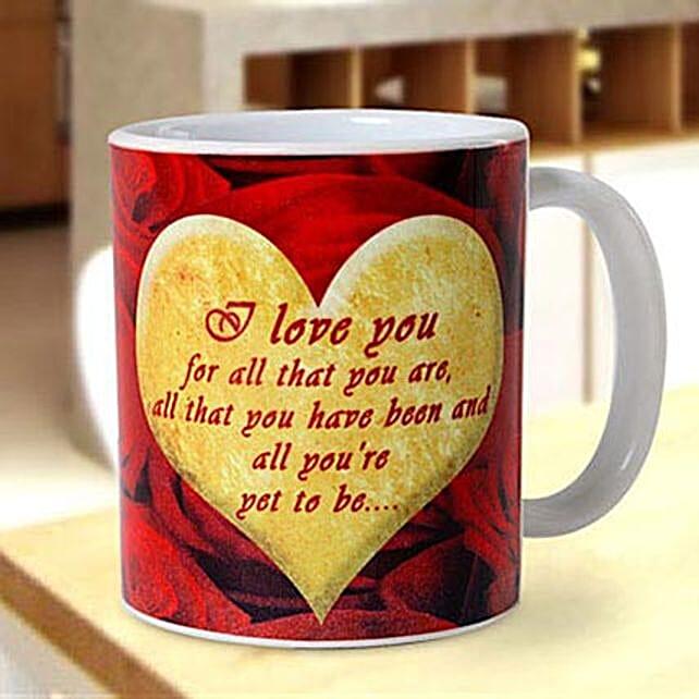 Luv Forever Mug: