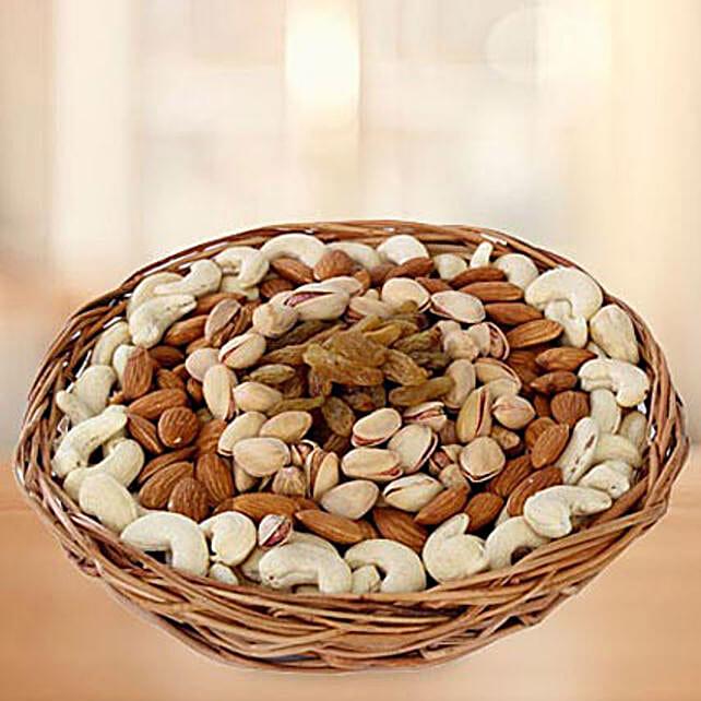 Nutty Delights: Send Bhai Dooj Gifts to UAE
