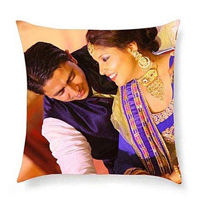 Personalize Photo Cushion: Valentine's Day Gift for Boyfriend in UAE